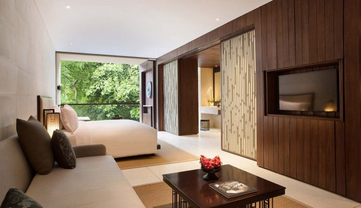 Alila Hotels Guest Room