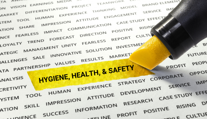 Highlight - Hygiene, Health, and Safety