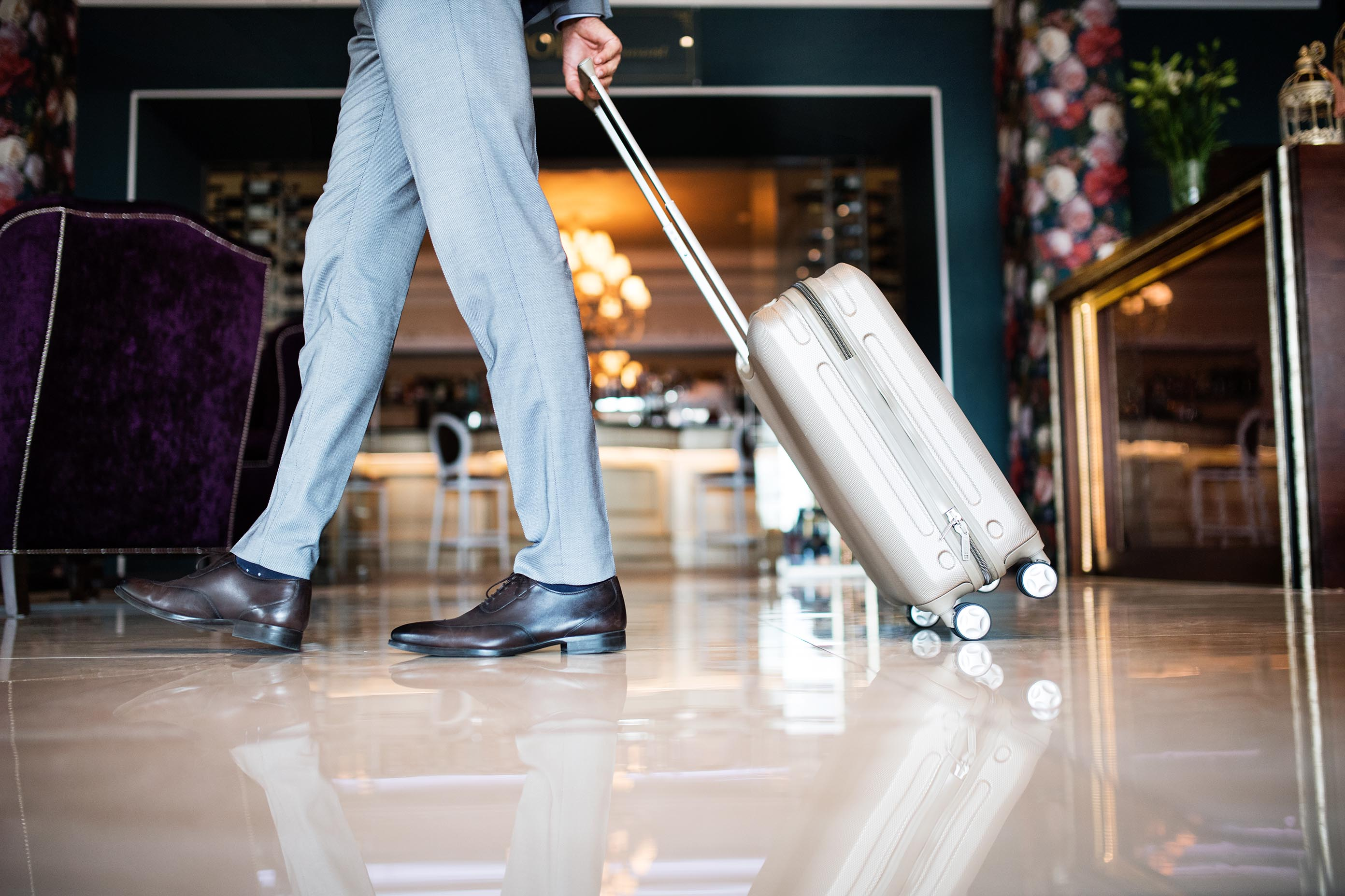 Grow your transient business with SynXis Business Travel Services