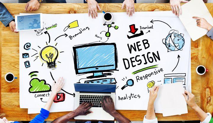 web styling